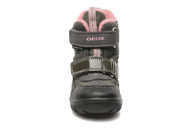 Boots en enkellaarsjes Geox B FROSTY B GIRL ABX Grijs model