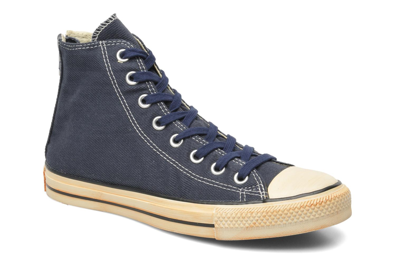 converse bleu 40