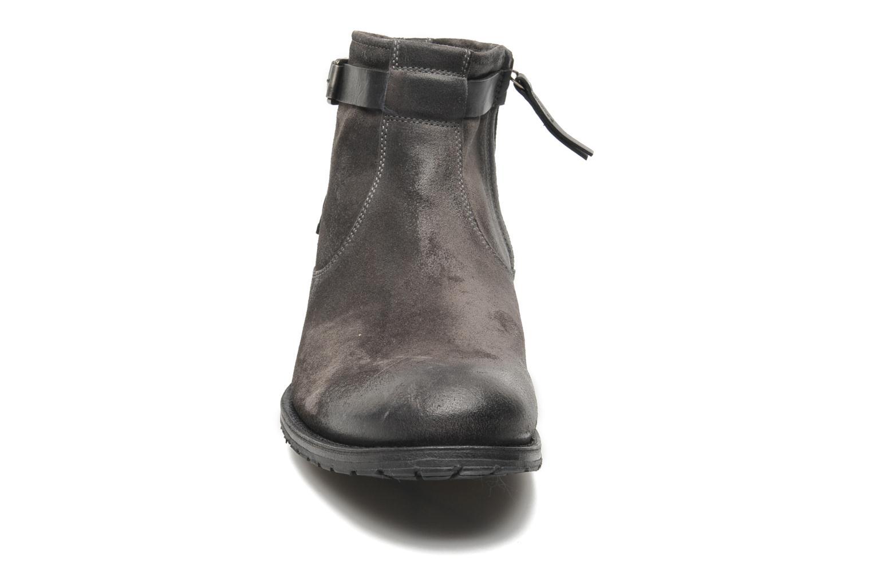 Bottines et boots n.d.c Constantine r softy Gris vue portées chaussures