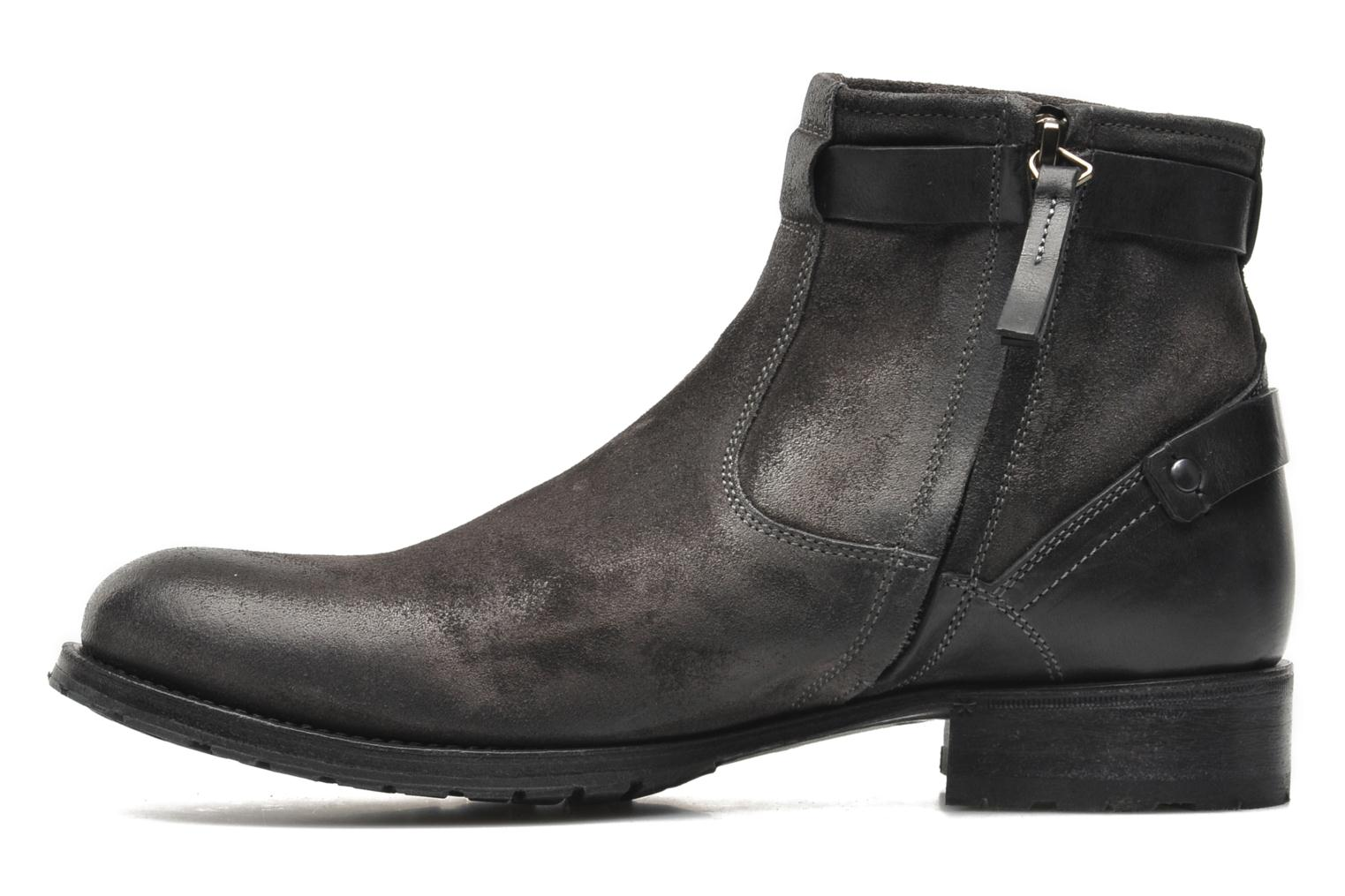 Ankle boots n.d.c Constantine r softy Grey front view