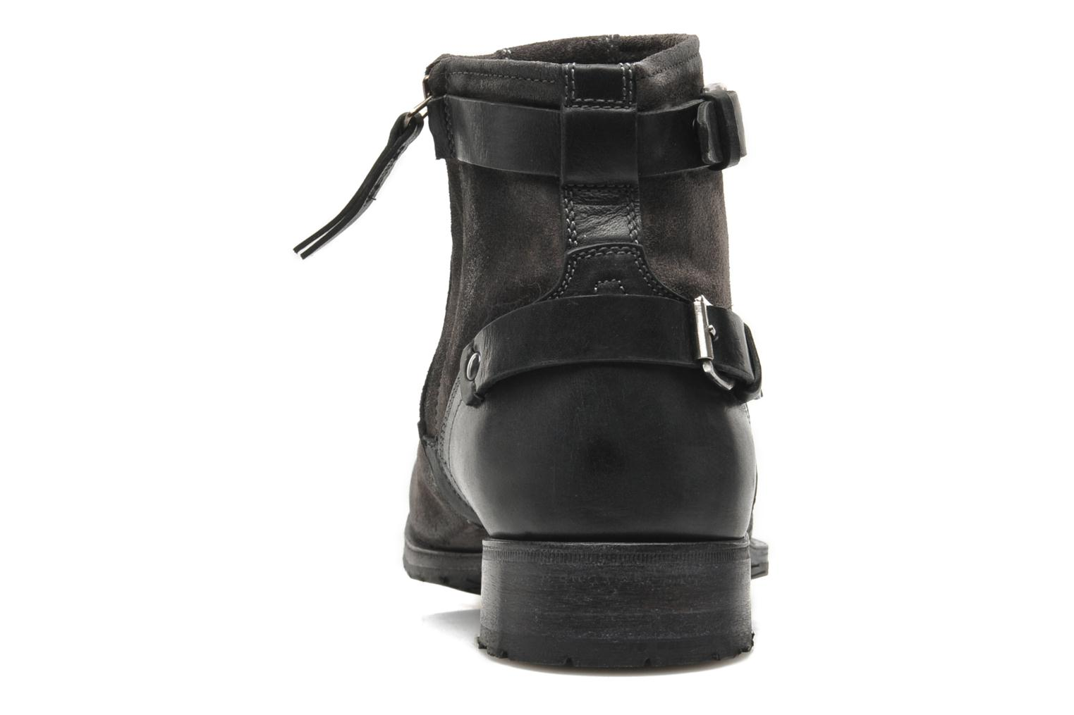 Ankle boots n.d.c Constantine r softy Grey view from the right