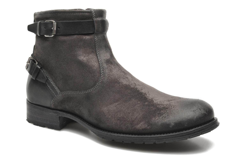 Bottines et boots n.d.c Constantine r softy Gris vue détail/paire