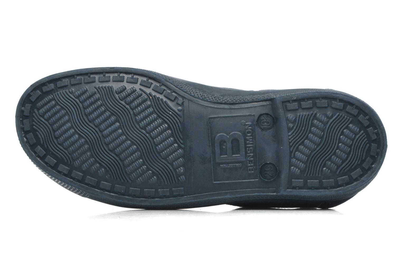 Sneakers Bensimon Tennis Lacets Fourrées E Blå se foroven
