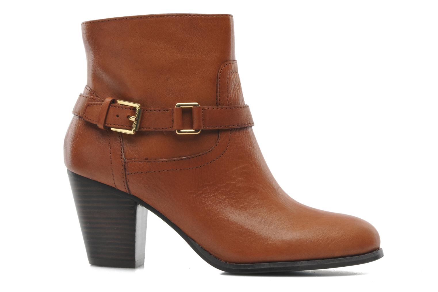 Ankle boots Lauren by Ralph Lauren MAEVE Brown back view