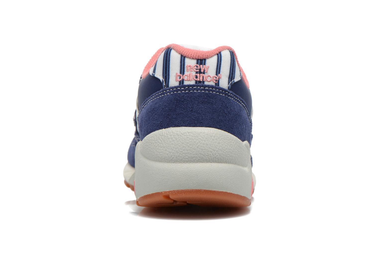 Sneakers New Balance WRT580 Blå Bild från höger sidan
