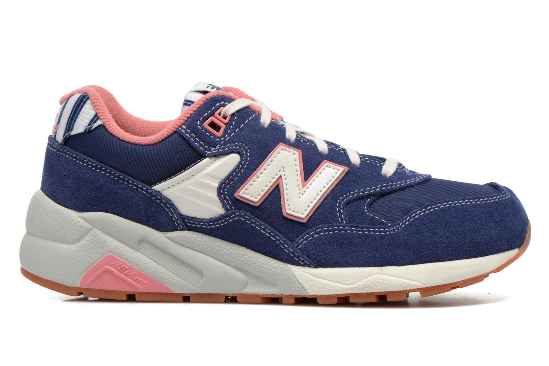 Sneakers New Balance WRT580 Blå bild från baksidan