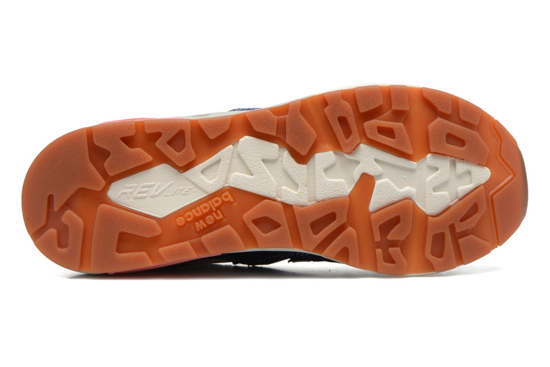 Sneakers New Balance WRT580 Blå bild från ovan