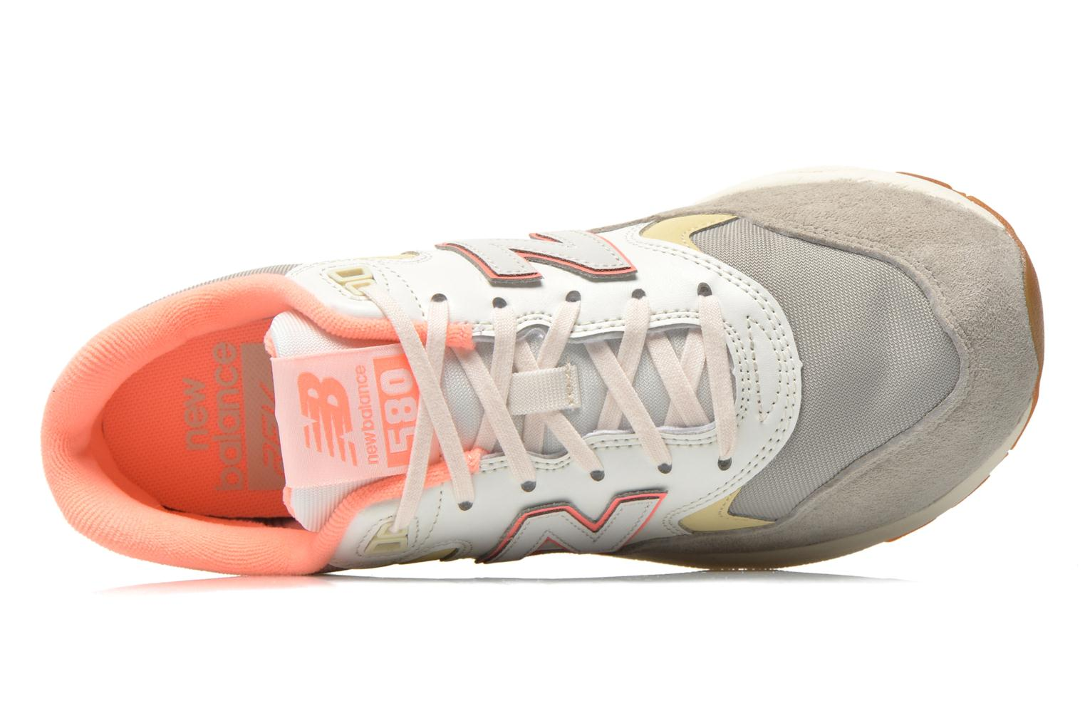 Trainers New Balance WRT580 Beige view from the left