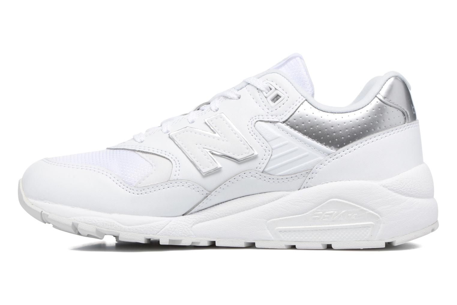 Baskets New Balance WRT580 Blanc vue face