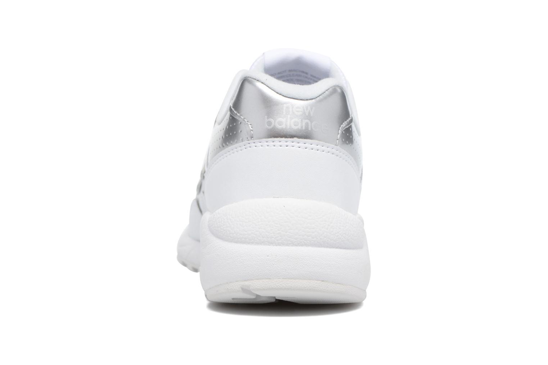 Sneakers New Balance WRT580 Hvid Se fra højre