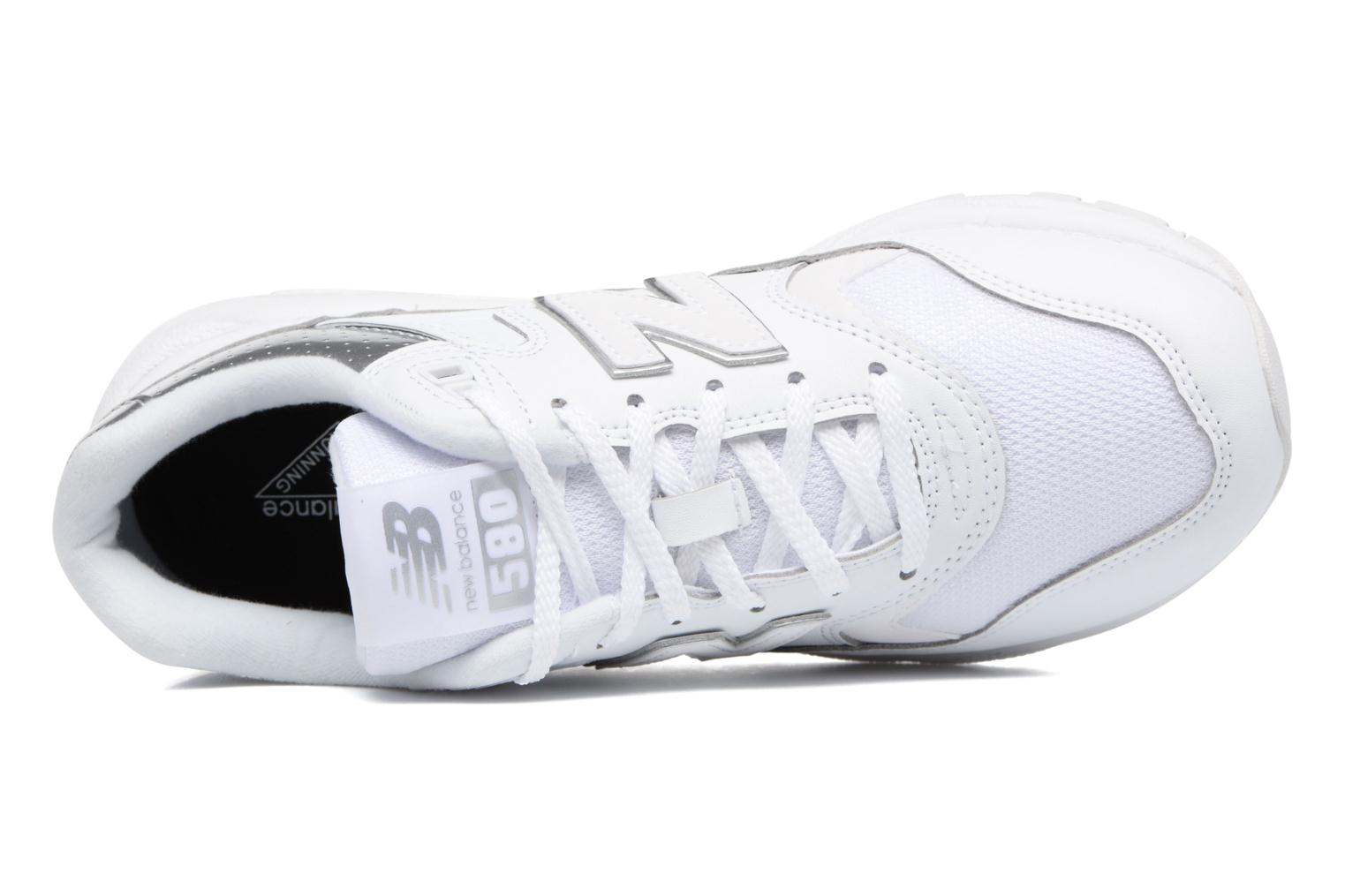 Baskets New Balance WRT580 Blanc vue gauche