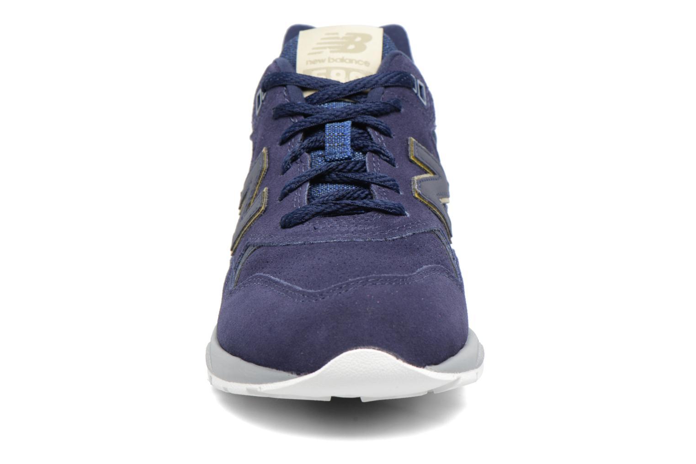 Sneakers New Balance WRT580 Blå se skoene på