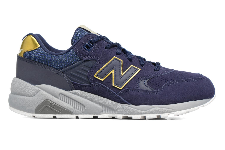 Sneakers New Balance WRT580 Blå se bagfra
