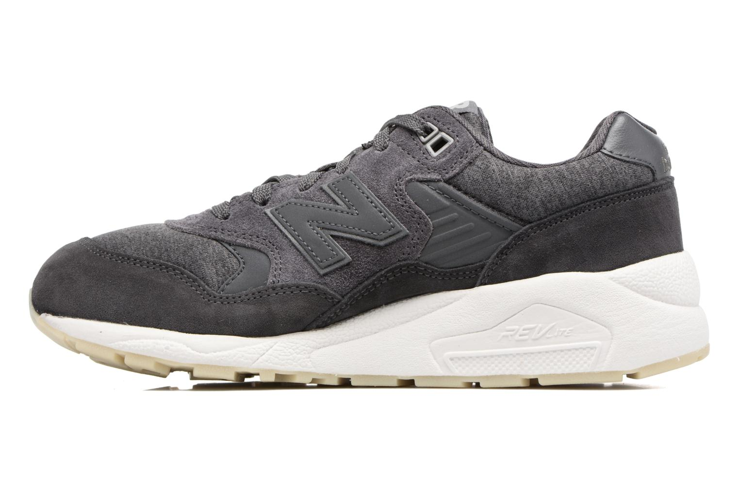 Baskets New Balance WRT580 Gris vue face