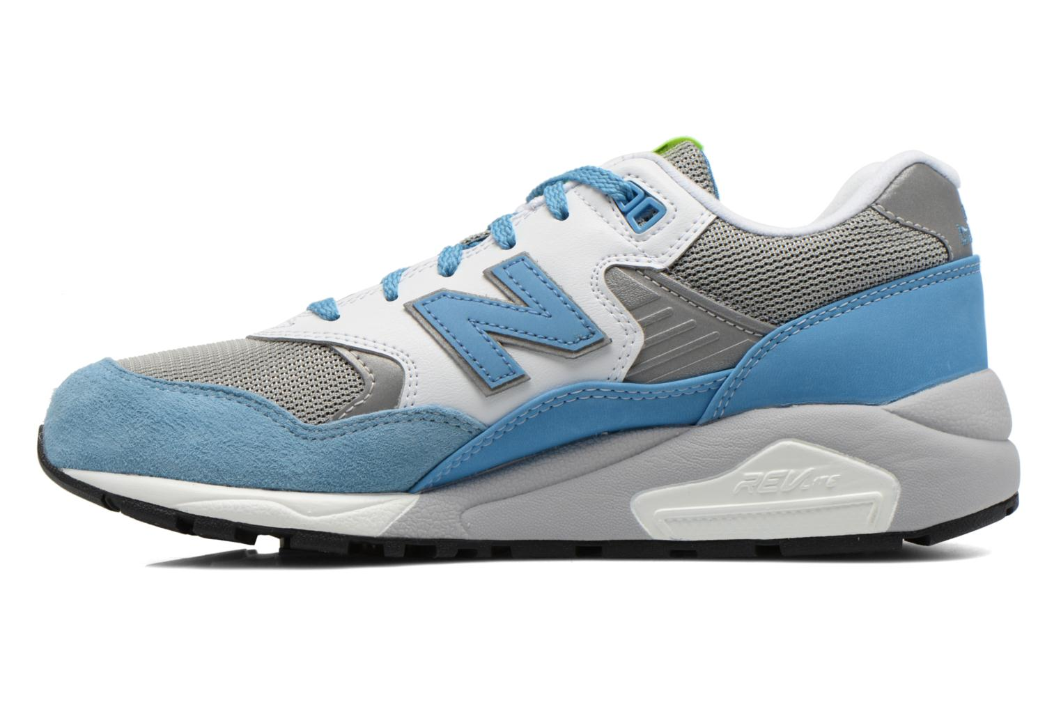Baskets New Balance MRT580 Bleu vue face