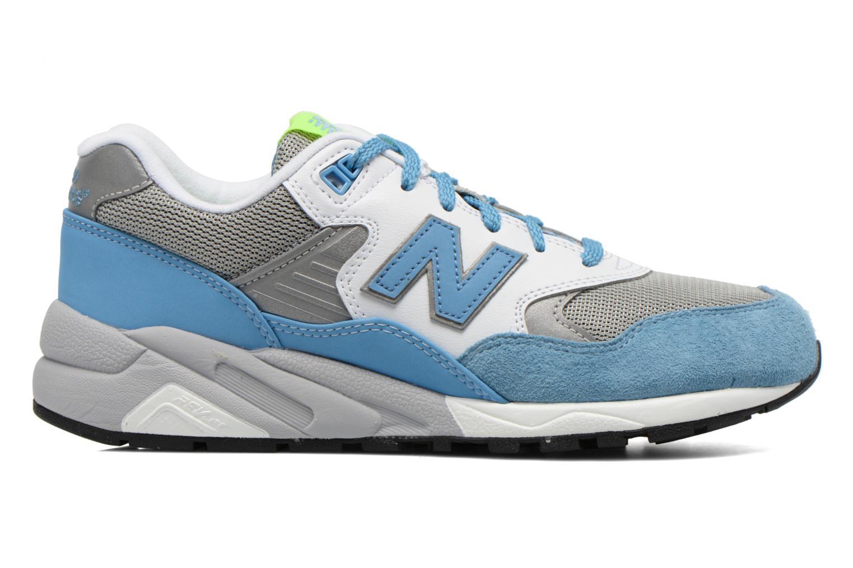Sneaker New Balance MRT580 blau ansicht von hinten