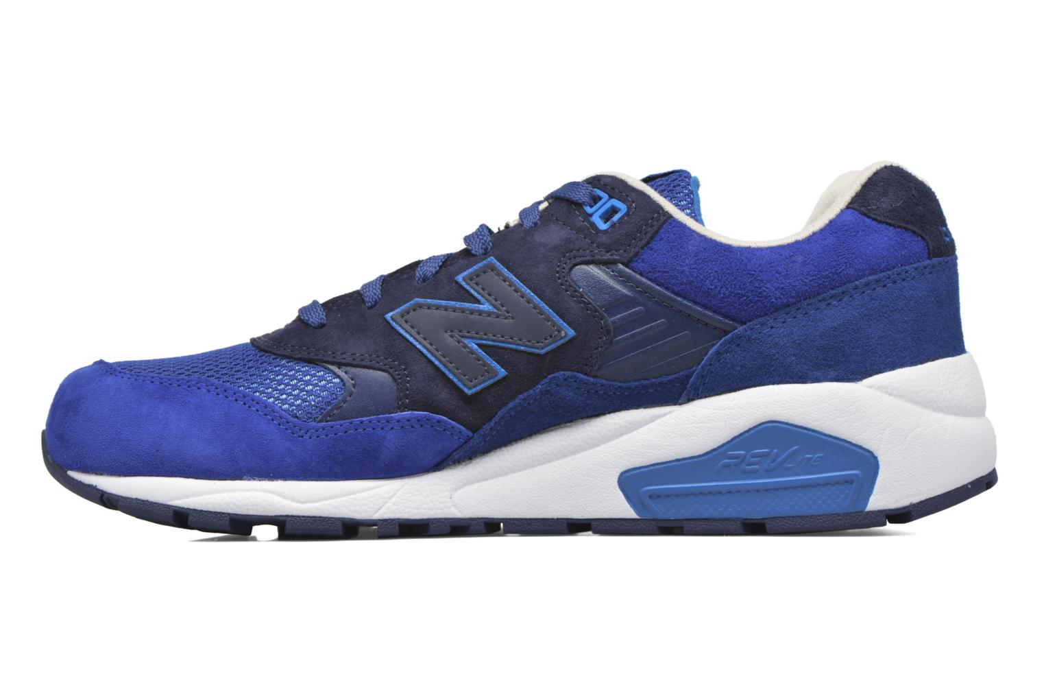 Trainers New Balance MRT580 Blue front view