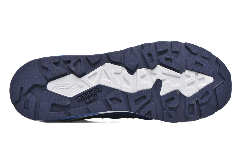 Sneaker New Balance MRT580 blau ansicht von oben