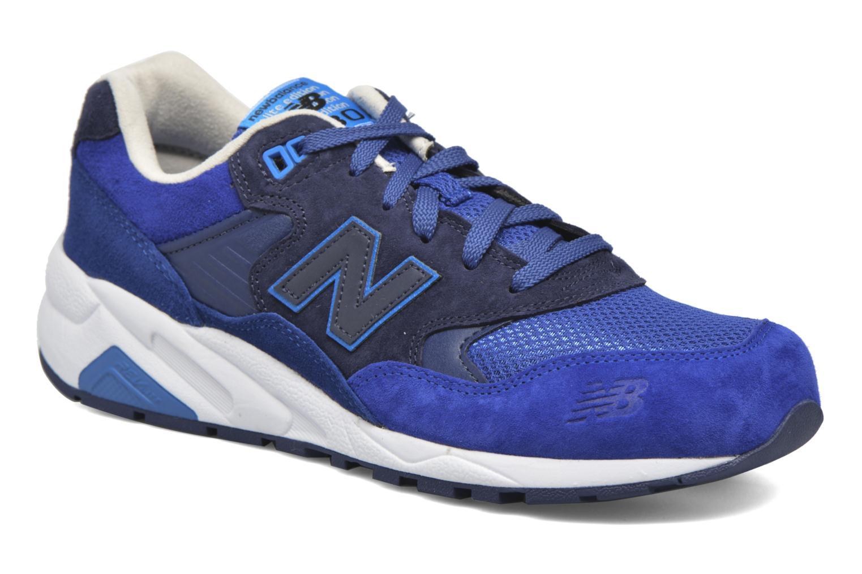 Sneaker New Balance MRT580 blau detaillierte ansicht/modell