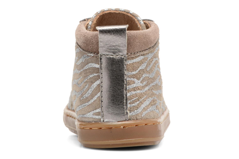 Stiefeletten & Boots Shoo Pom Bouba Bump beige ansicht von rechts