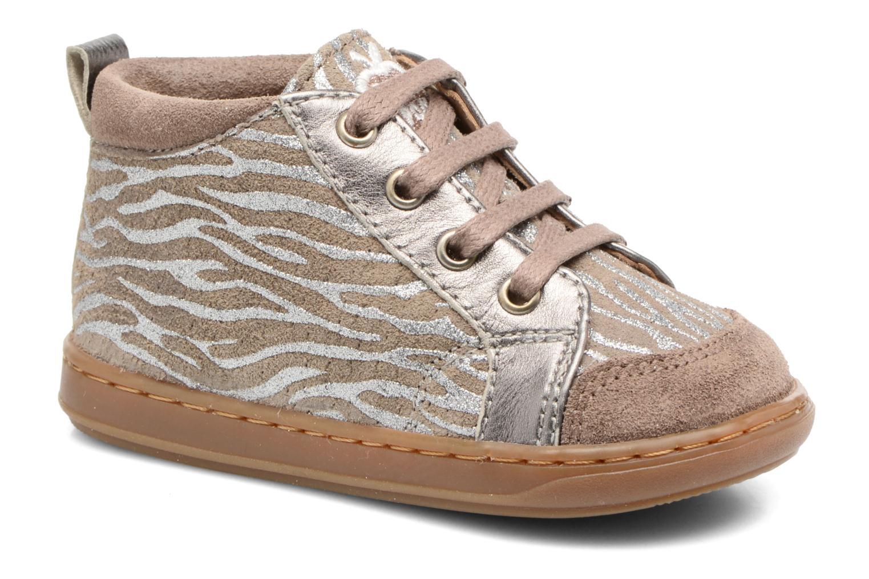 Stiefeletten & Boots Shoo Pom Bouba Bump beige detaillierte ansicht/modell