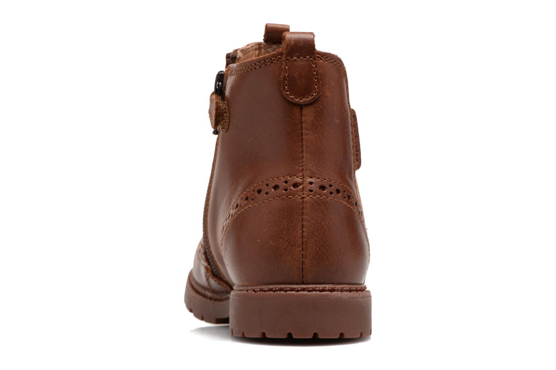 Digby Tan Leather