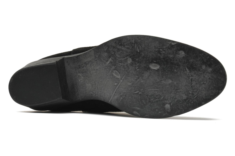 Bottines et boots Méliné Ydille Noir vue haut