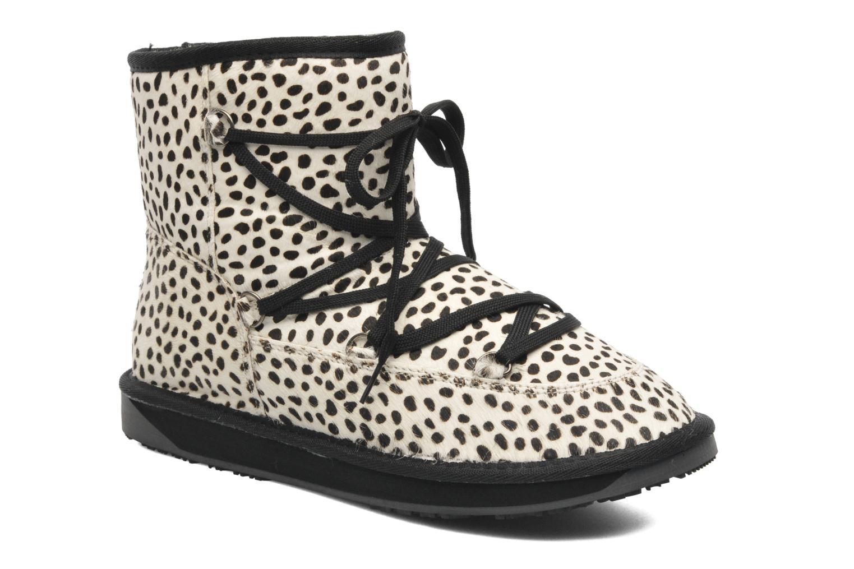 Bottines et boots Boo roo Ainsley Multicolore vue détail/paire
