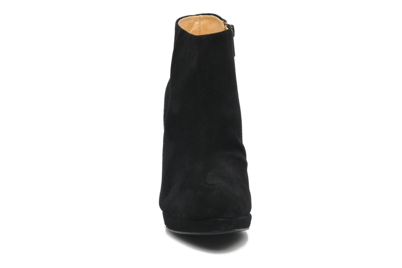 Boots en enkellaarsjes Buffalo Ballasur Zwart model