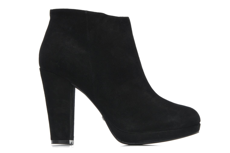 Boots en enkellaarsjes Buffalo Ballasur Zwart achterkant