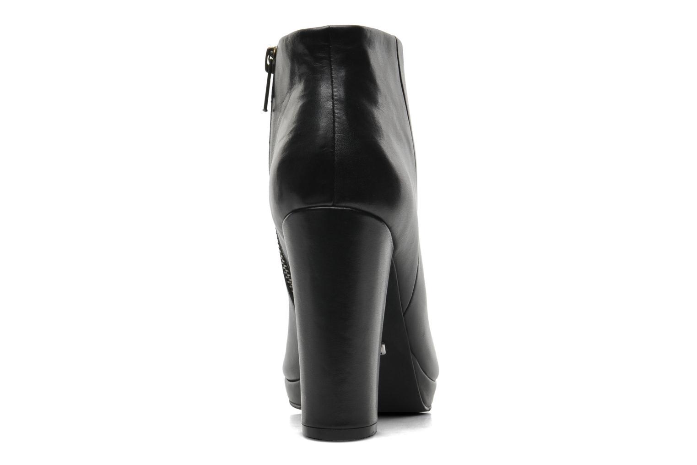 Bottines et boots Buffalo Lafille Noir vue droite