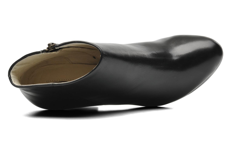 Bottines et boots Buffalo Lafille Noir vue gauche