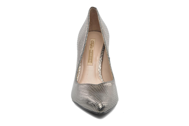 Escarpins Buffalo Bazaque Or et bronze vue portées chaussures