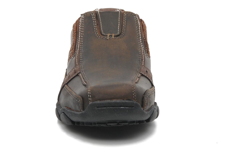 Sneakers Skechers Diameter Garzo 62895 Brun bild av skorna på