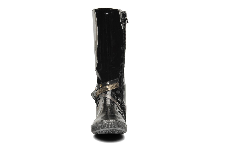 Stiefel Babybotte KORALINE schwarz schuhe getragen