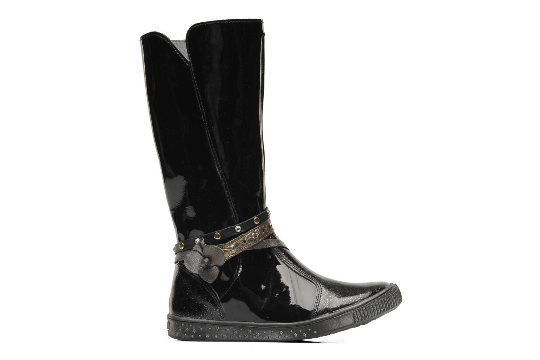 Boots & wellies Babybotte KORALINE Black back view