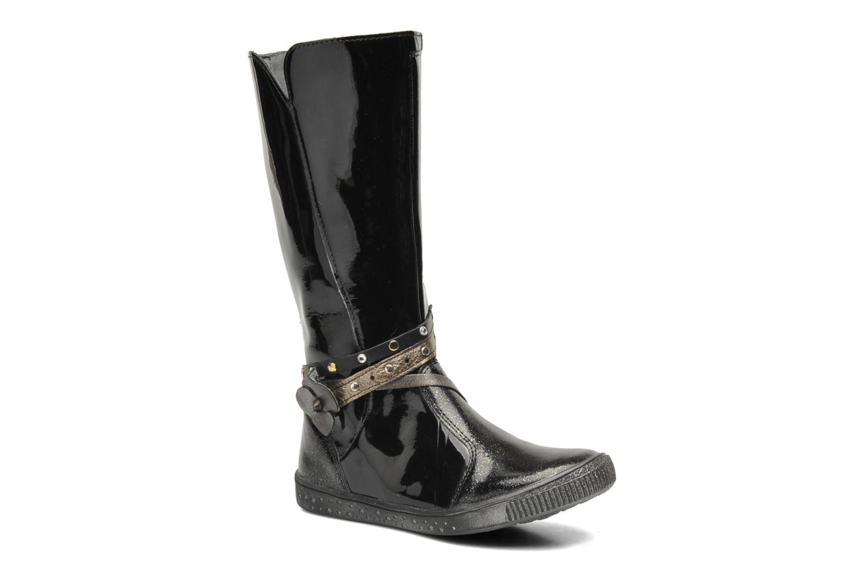 Boots & wellies Babybotte KORALINE Black detailed view/ Pair view