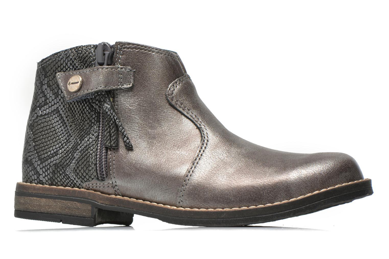 Stiefeletten & Boots Babybotte Kenza grau ansicht von hinten