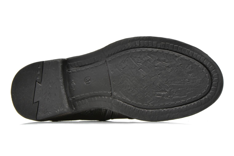Bottines et boots Babybotte Kenza Gris vue haut