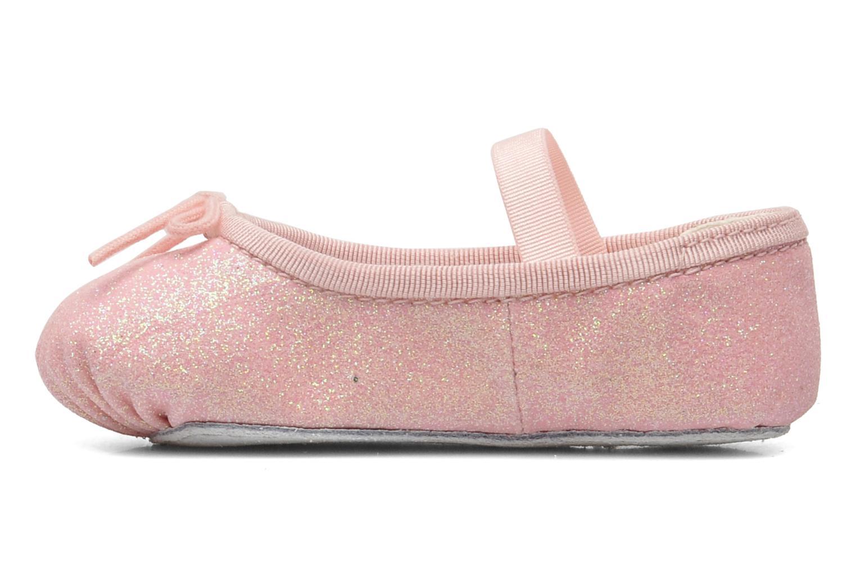 Ballerinas Bloch Baby Sarah rosa ansicht von vorne