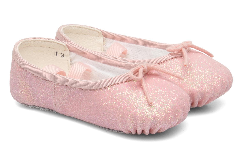 Ballerinas Bloch Baby Sarah rosa detaillierte ansicht/modell