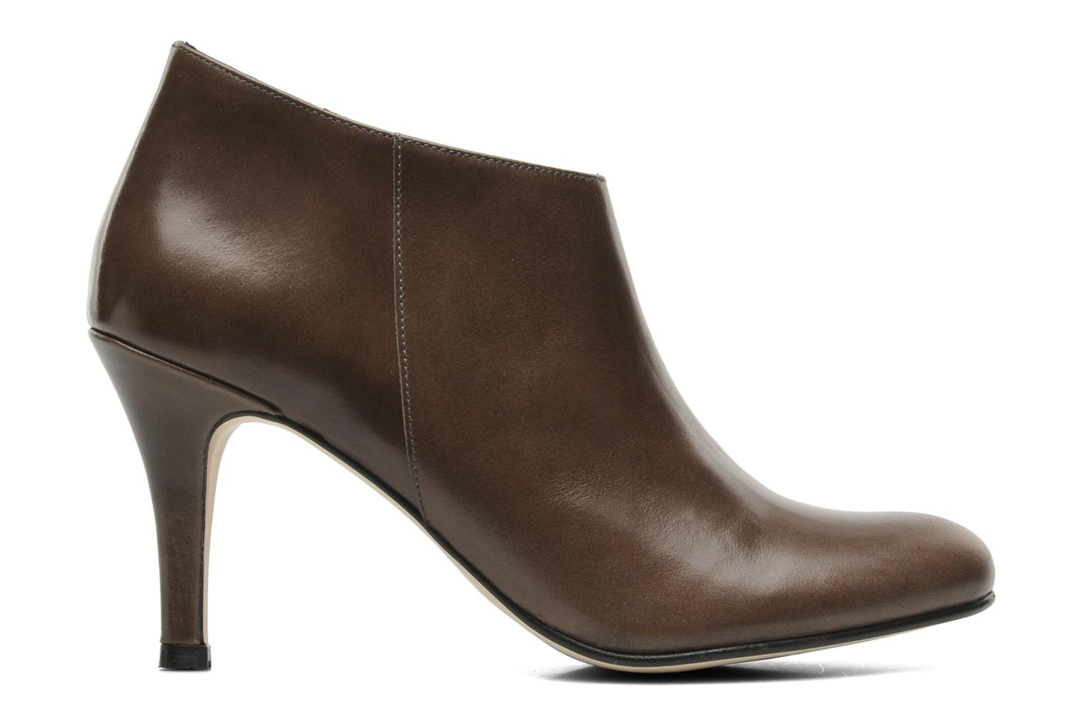 Ankle boots Jonak Emma Brown back view