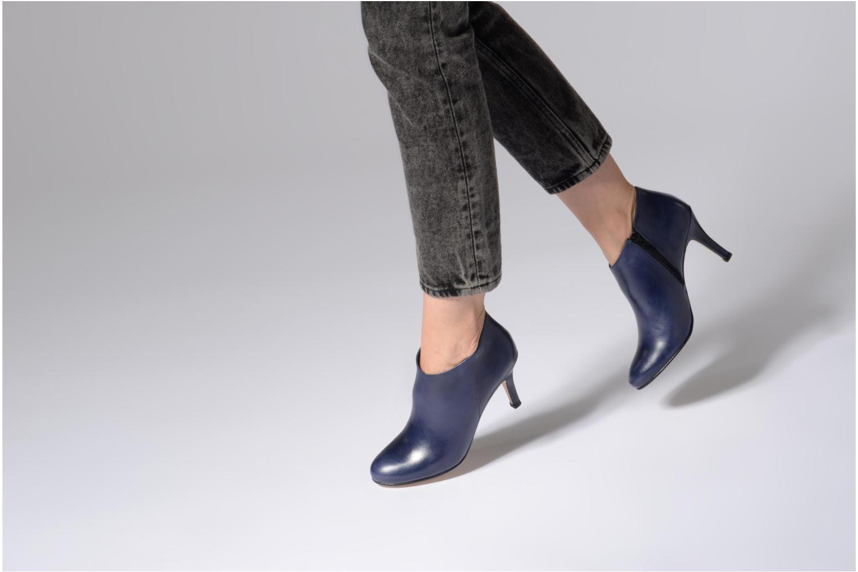 Bottines et boots Jonak Emma Bleu vue bas / vue portée sac