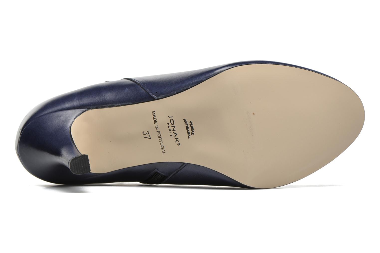 Bottines et boots Jonak Emma Bleu vue haut