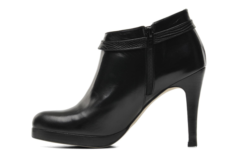 Bottines et boots Jonak Epouelle Noir vue face