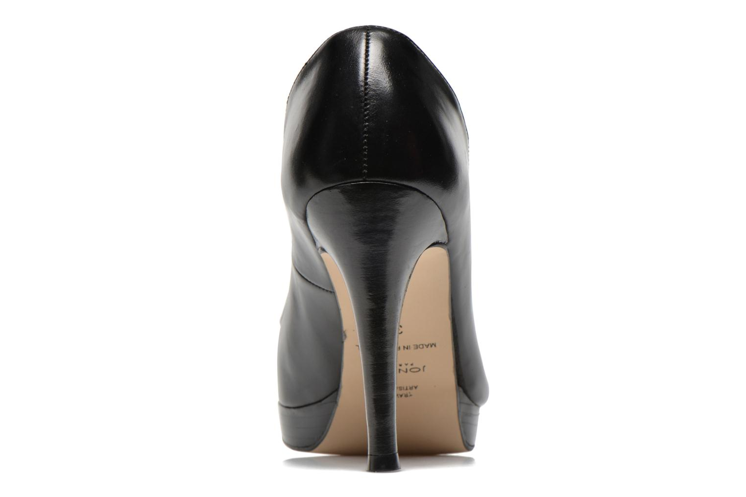 High heels Jonak Ypine Black view from the right