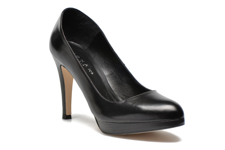 High heels Jonak Ypine Black detailed view/ Pair view