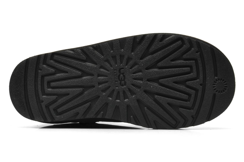 Laarzen UGG K Classic Short Leather Zwart boven