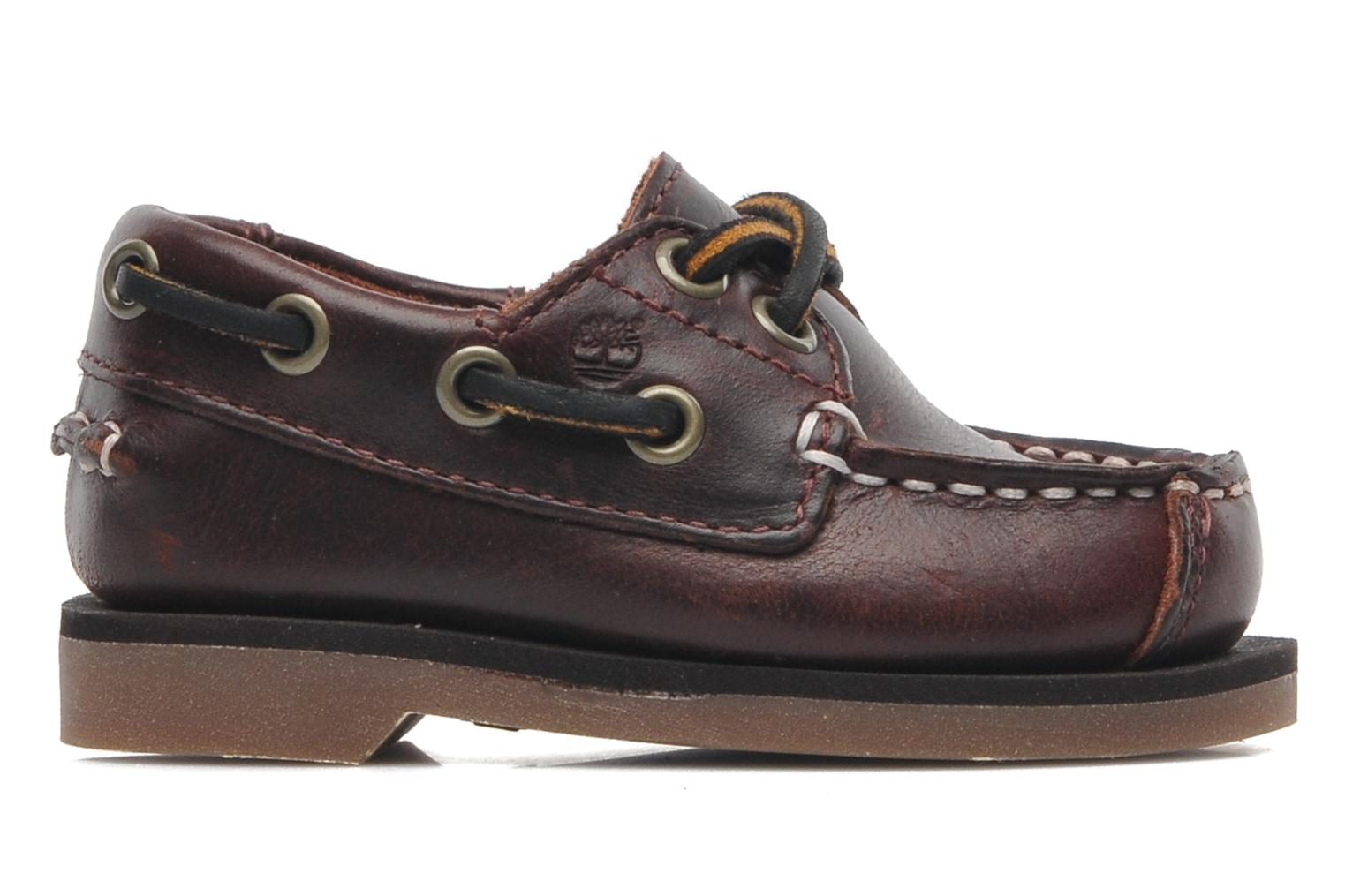 Chaussures à lacets Timberland PeakislL 2I Boat Marron vue derrière