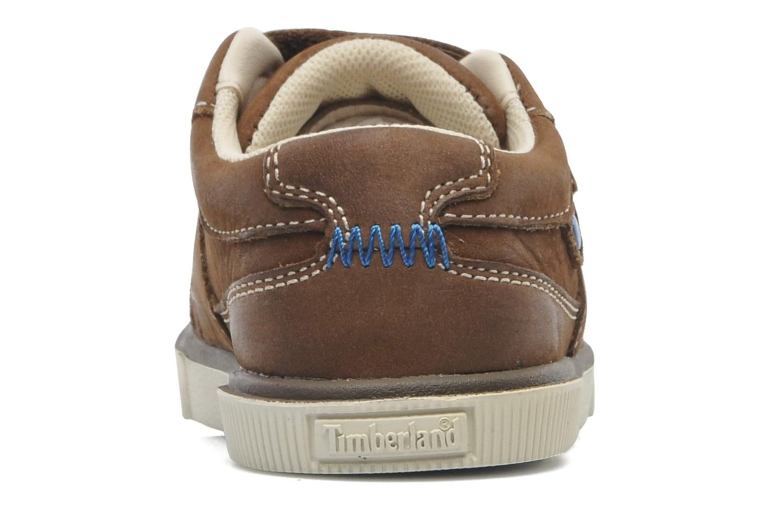 Sneakers Timberland Eastham H L LTHR OX Bruin rechts